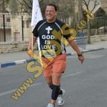 Jerusalem Marathon 03/22/2013