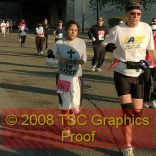 Detroit Free Press/Flagstar Marathon on 10/19/2008